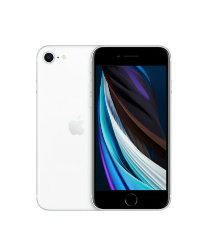 Apple iPhone SE 2nd Gen A2275 (2020 Model) - 64GB White ...